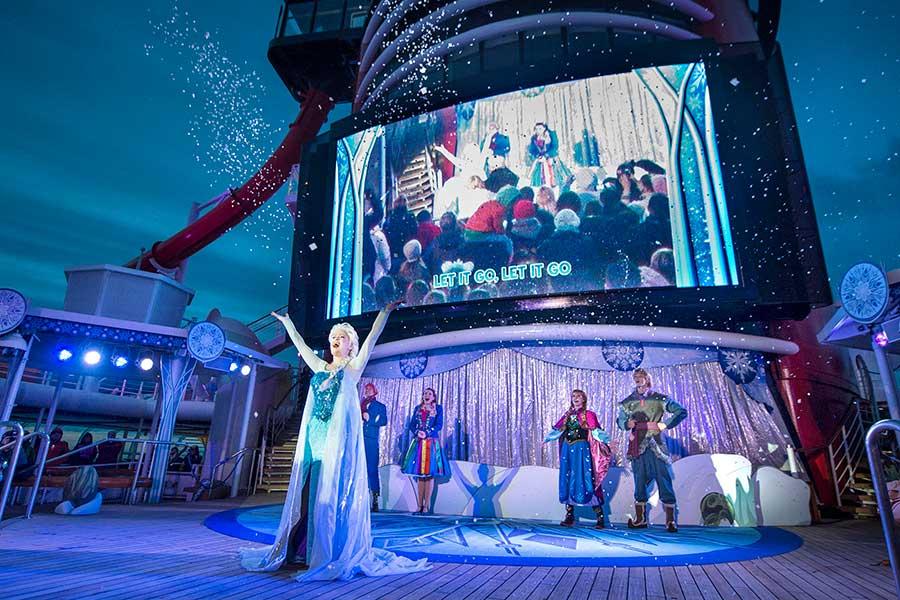 """""""Frozen, A Musical Spectacular,"""""""