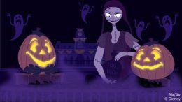 Disney Doodle: Sally Explores