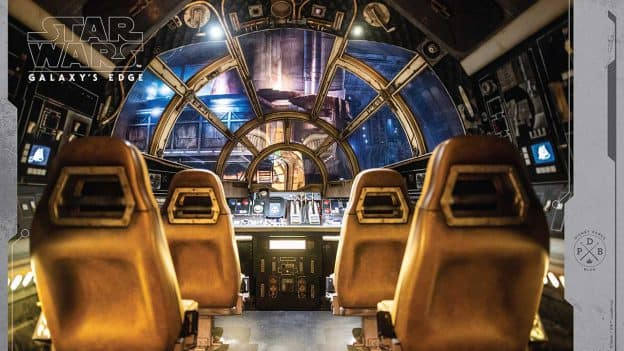 Star Wars Galaxy S Edge Wallpaper Series Millennium Falcon Disney Parks Blog