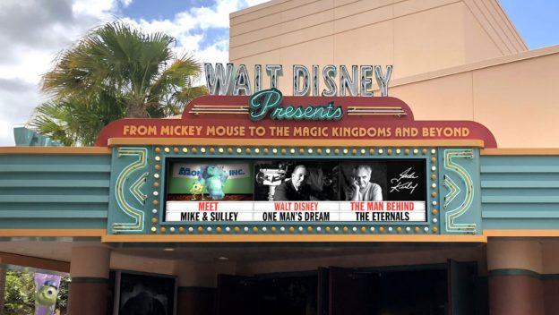 Walt Disney Presents at Disney's Hollywood Studios