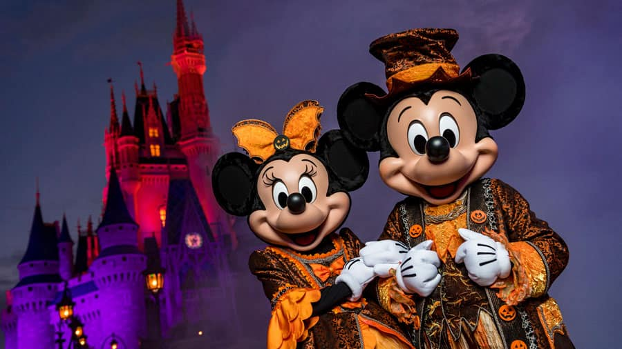 Halloween In Disney 2020 Available Now: Mickey's Not So Scary Halloween Party Tickets