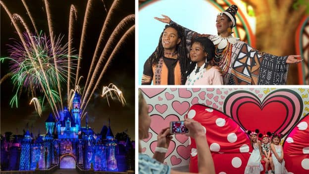 Visit Disneyland Resort Now to Experience the Magic