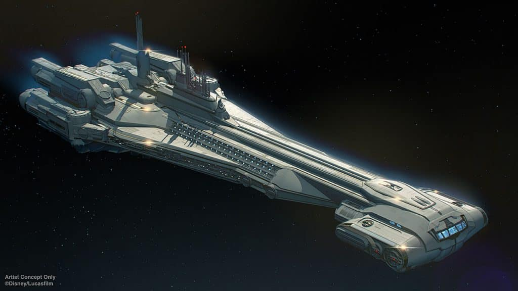 "Concept Art, Official Name Revealed for ""Star Wars: Galactic..."