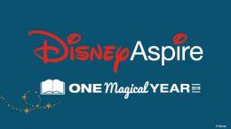 Disney Aspire - One Magical Year 2019