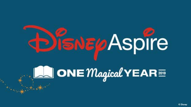 Disney Aspire - One Magical Year 2019