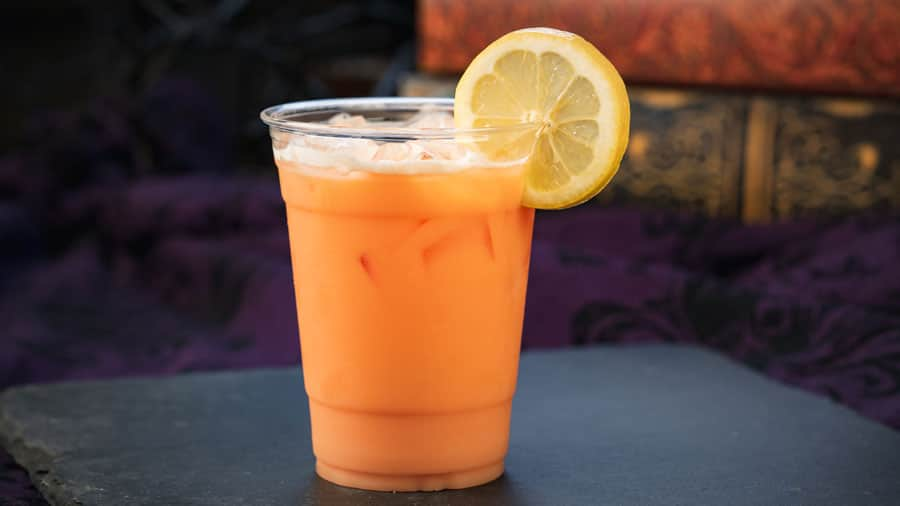 Pickwick Ghost Punch from Royal Street Veranda at Disneyland Park