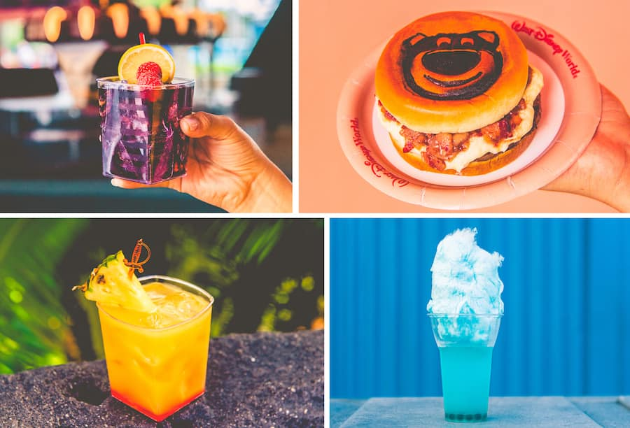 Various offering for Mickey's Not-So-Scary Halloween Party at Magic Kingdom Park