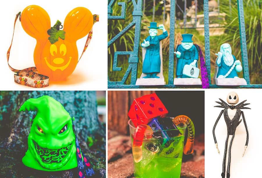 Disneyland Popcorn Buckets Halloween 2020 New Specialty Beverages, Treats, Popcorn Buckets, and Sippers