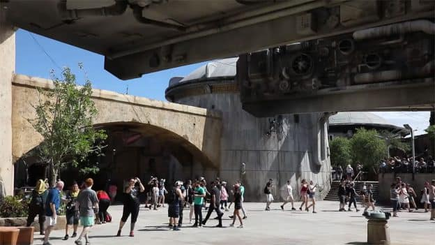 Walt Disney World Cast Members Experience Star Wars: Galaxy's Edge