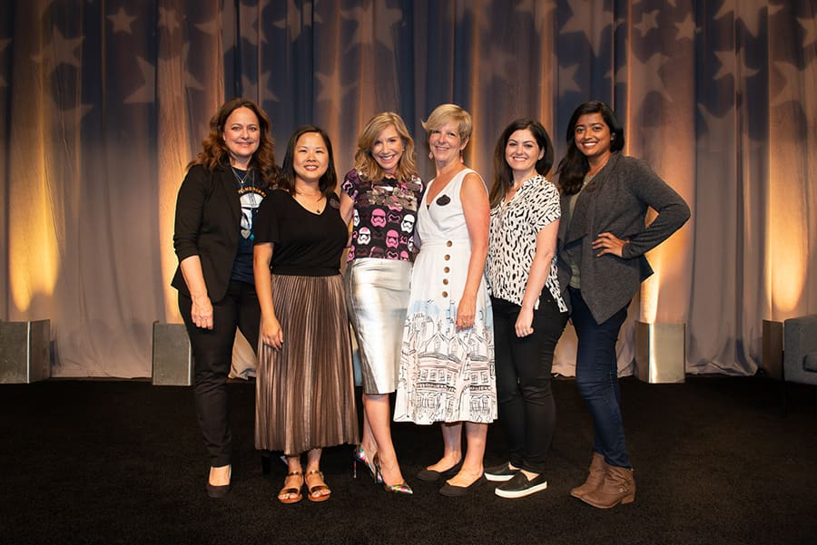 Inspiring Women Behind Star Wars: Galaxy's Edge at D23 Expo