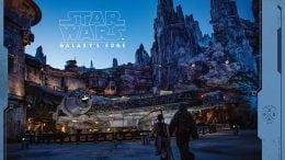 Star Wars: Galaxy's Edge Wallpaper - Rey & Chewie