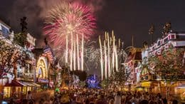 'Disneyland Forever' Fireworks at Disneyland park