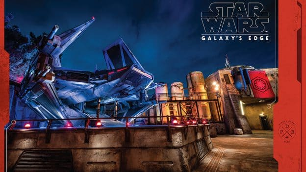 Star Wars Galaxy S Edge Wallpaper Series The First Order Disney Parks Blog