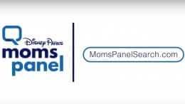 2020 Disney Parks Moms Panel Search logo