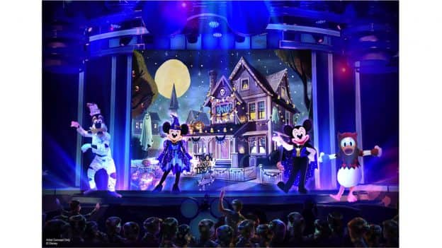 Oogie Boogie Halloween Party.A Splendidly Spooky Time For Kids At Oogie Boogie Bash A