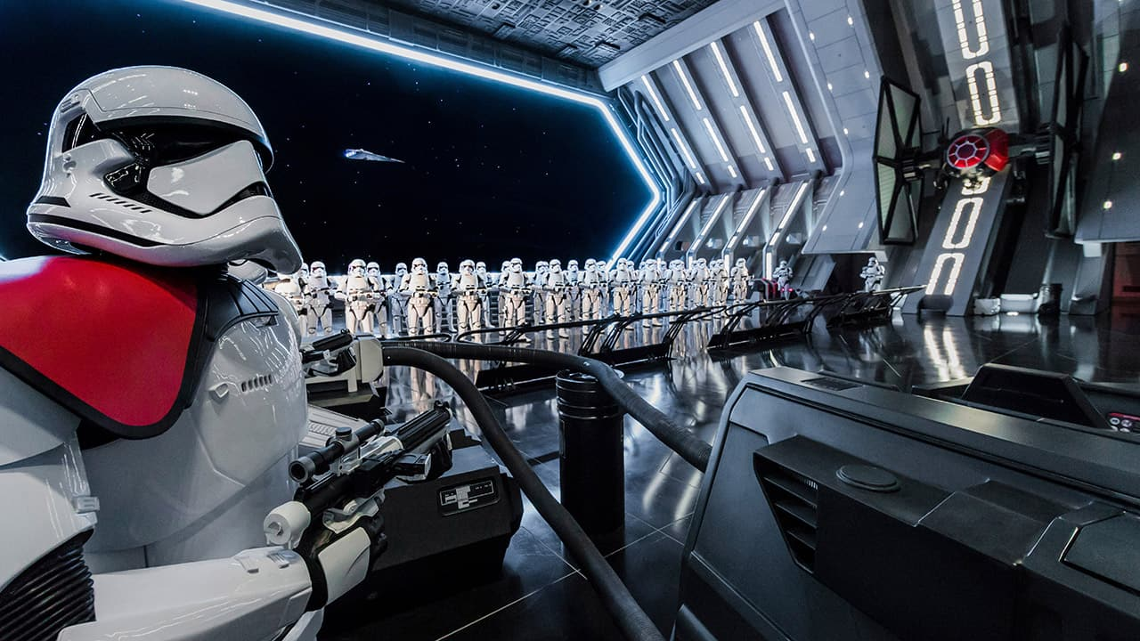 First Look Inside Star Wars: Rise of the Resistance at Star Wars: Galaxy's  Edge   Disney Parks Blog
