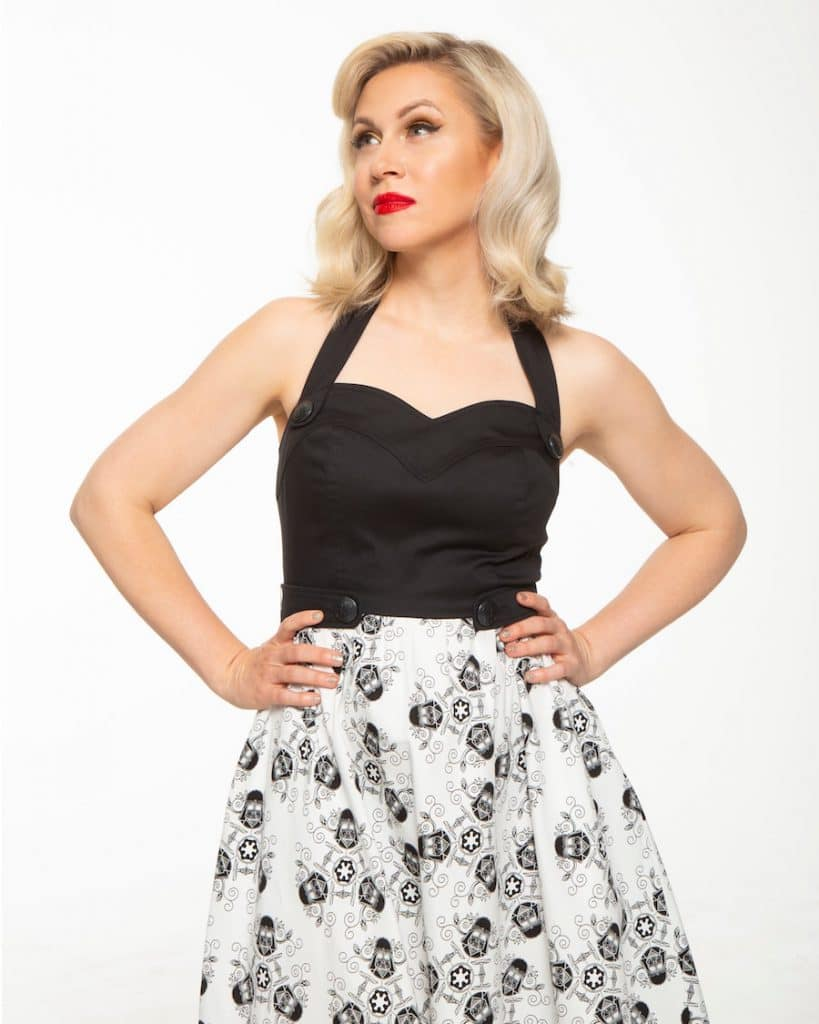 New dress by Ashley Eckstein featuring Darth Vader
