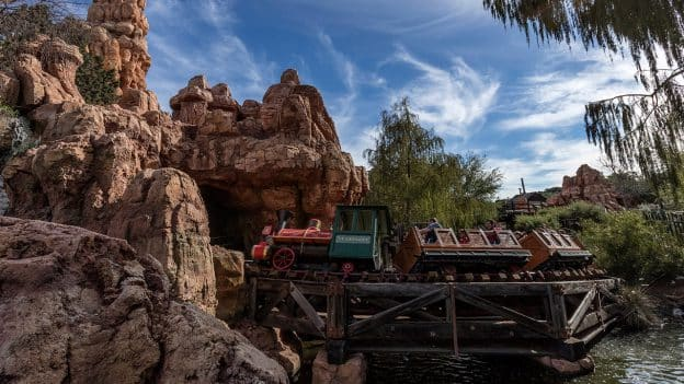 Today in Disney History: Big Thunder Mountain Railroad Opened at Disneyland Park in 1979