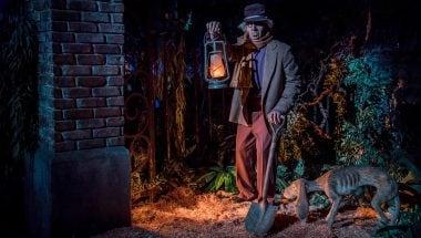 Haunted Mansion at Disneyland Resort