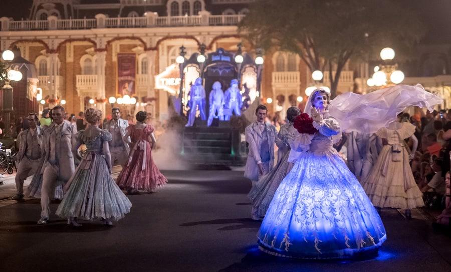 Haunted Mansion Disney World