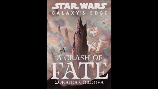Star Wars: Galaxy's Edge: A Crash of Fate Cover