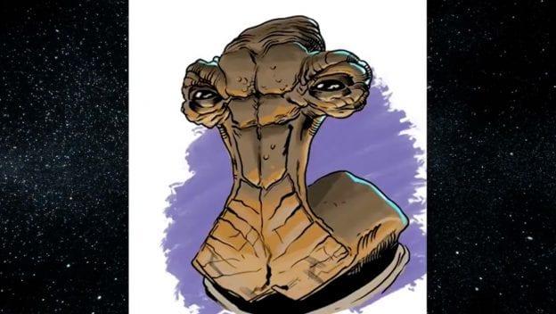 Galaxy's Edge Comic Book