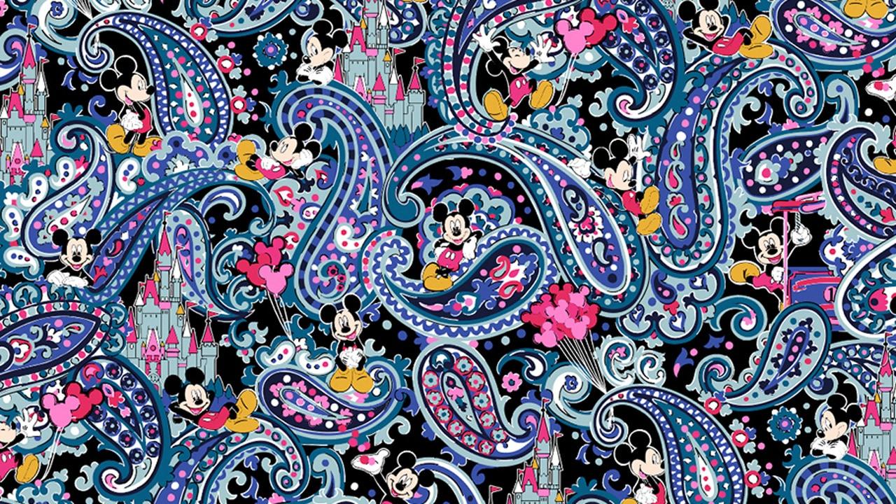 Sneak Peek New Disney Vera Bradley Collection Set To Debut On