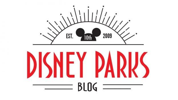 DIsney Parks Blog 10th Anniversary Logo