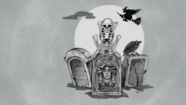 2019 'Skeleton Dance' Wallpaper