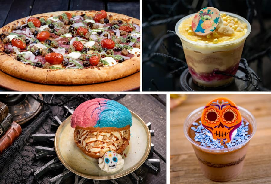 Halloween Time 2019 Offerings at Disneyland Park