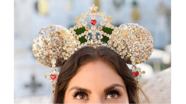 Disney Parks Designer Collection: Heidi Klum's Minnie ear headband