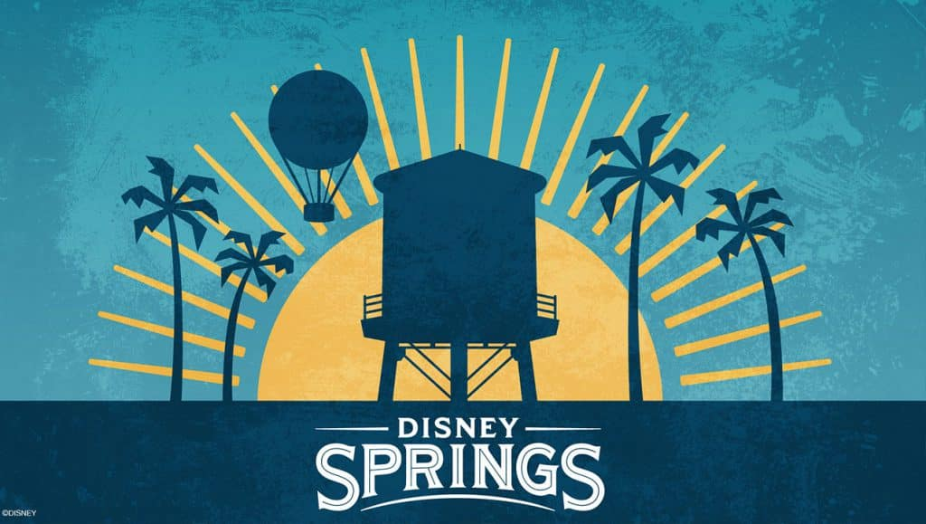 Disney Springs Wallpaper