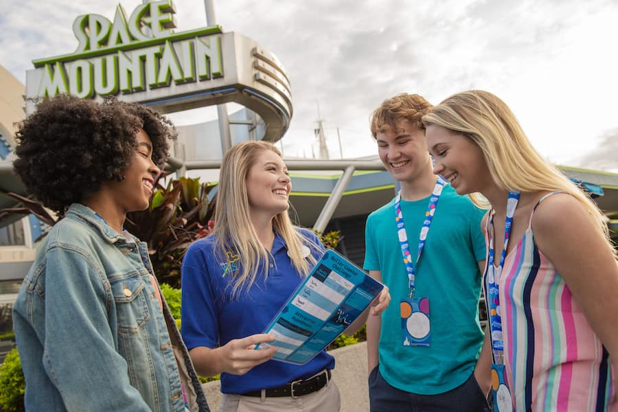 Disney Youth Programs at Magic Kingdom Park