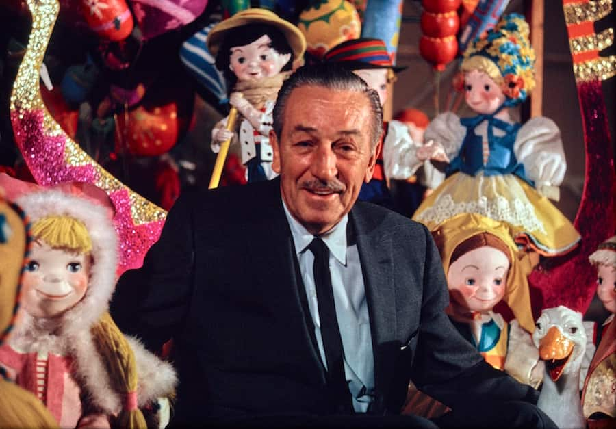 "Disney Legend Alice Estes Davis remembers Walt saying, ""I just want you to make the most beautiful clothes for these dolls that any child from the age of one up to a hundred would love to have for themselves and be able to play with.'"" © Disney"