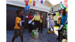 Six-year-old Jermaine BellSurprised with Dream Walt Disney World Trip