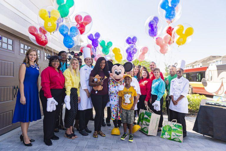 Boy Surprised With Dream Walt Disney World Trip After ...
