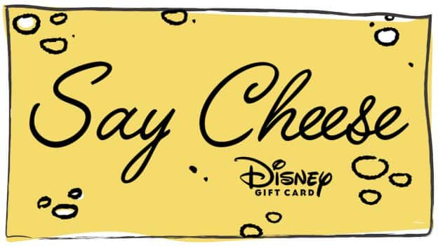 2019 Epcot International Food & Wine Festival Disney Gift Card