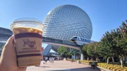 Joffrey's Coffee at Epcot