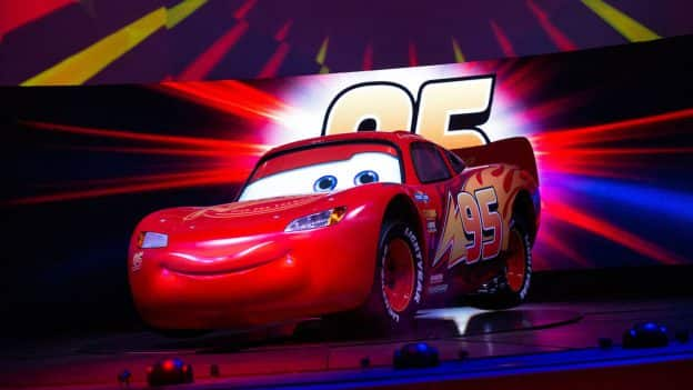 Lightning McQueen's Racing Academy at Disney's Hollywood Studios