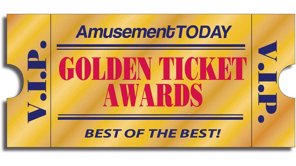 Amusement Today's Golden Ticket Awards
