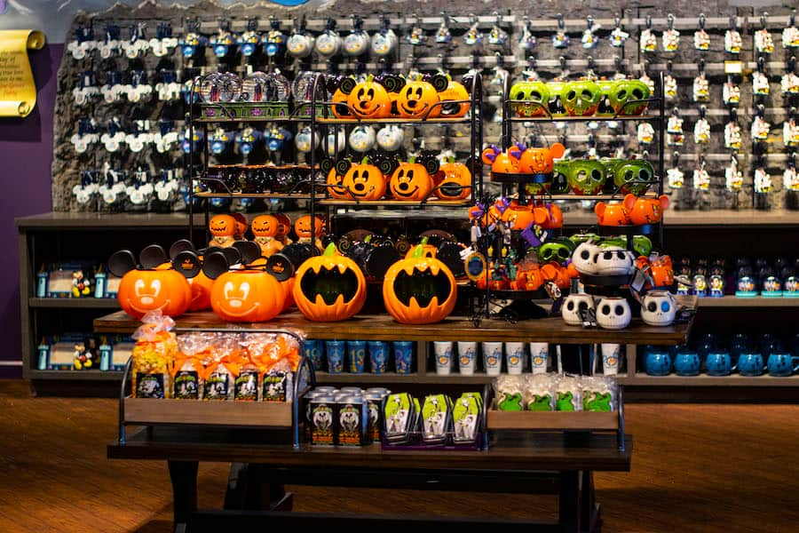 Halloween items from Disney Springs