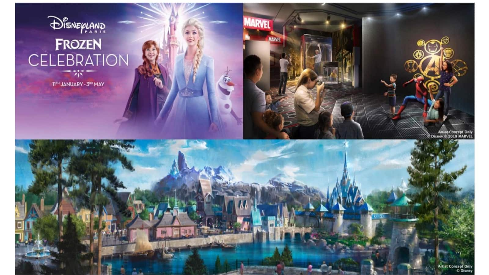 New Experiences Coming To Disneyland Paris In 2020 And Beyond Disney Parks Blog