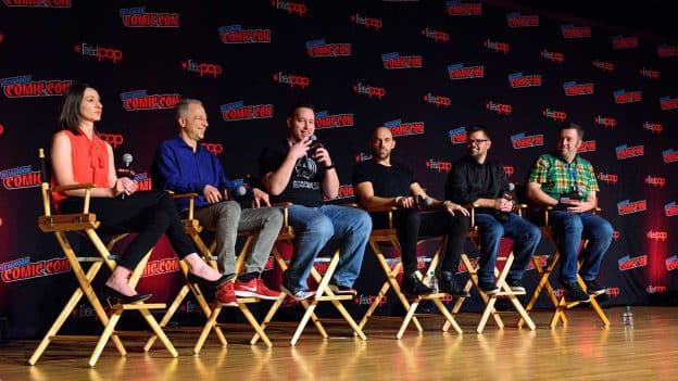 Imagineers & Partners at New York Comic Con