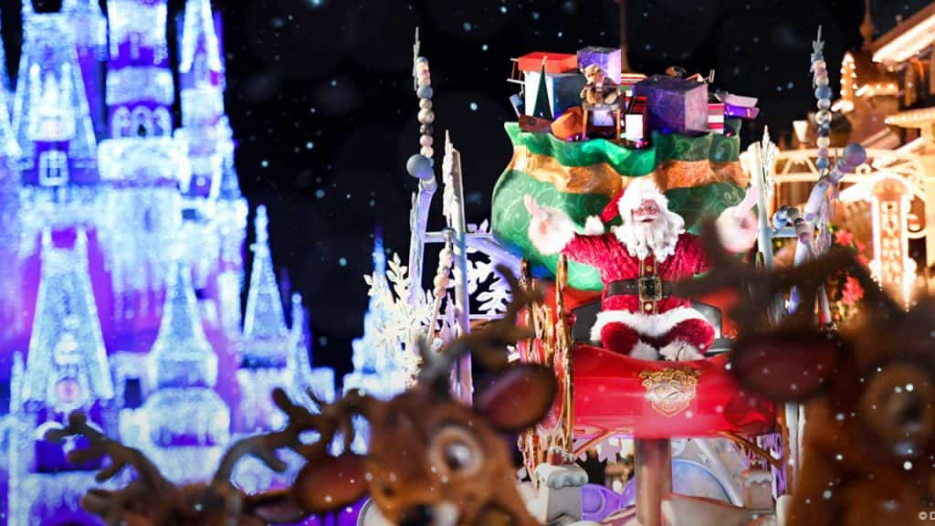 "New Walt Disney World ""Ultimate Disney Christmas Package"" Vacation..."