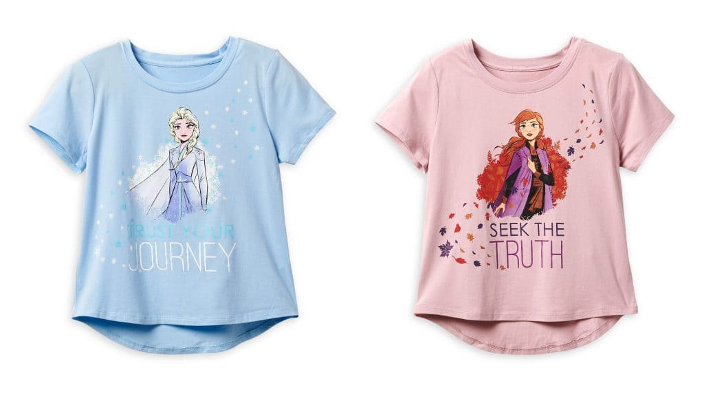 """New """"Frozen 2"""" Merchandise and Shopping Events Celebrating Frozen..."""