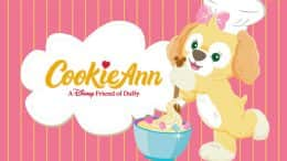Cookie Ann - A Disney Friend of Duffy