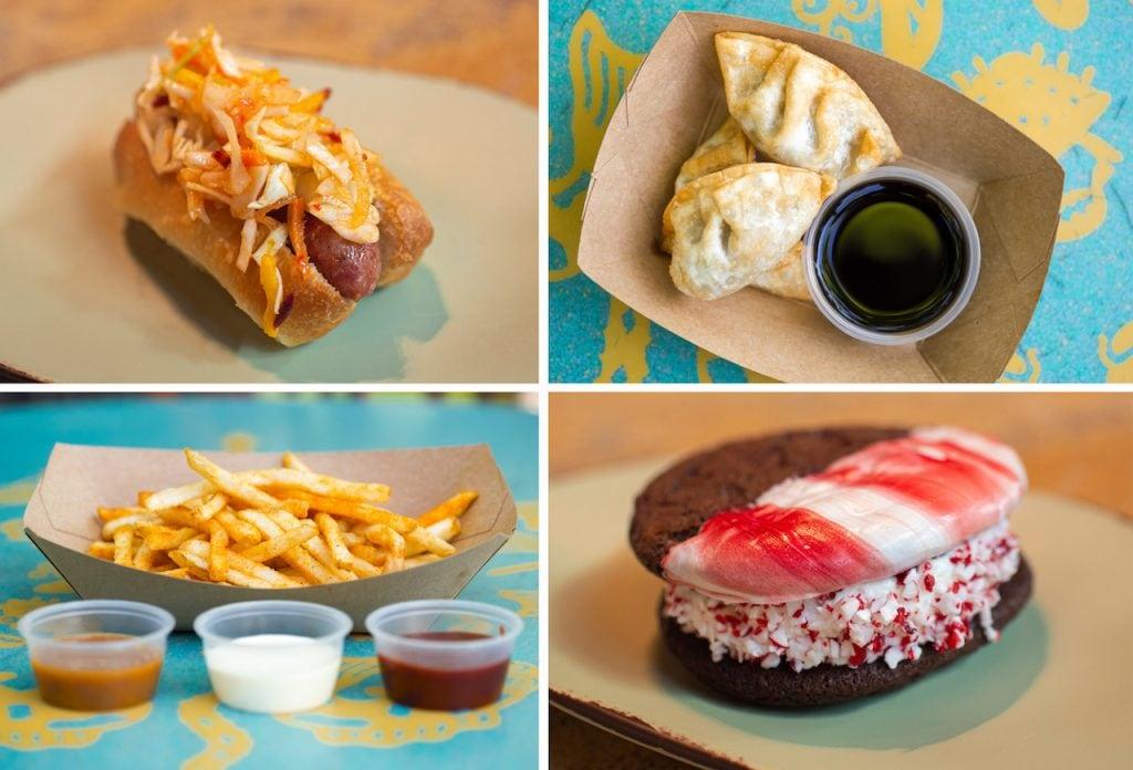 Taste Your Way through Disney's Animal Kingdom with the Winter 2019 Tasting Sampler