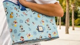 Dooney & Bourke Introduces New Nautical Collection Exclusively for Disney Cruise Line - Tote