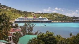 Disney Fantasy at Tortola