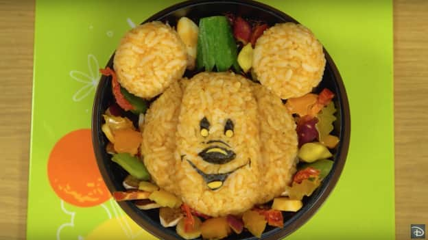 Mickey Mouse Jack-O'-Lantern